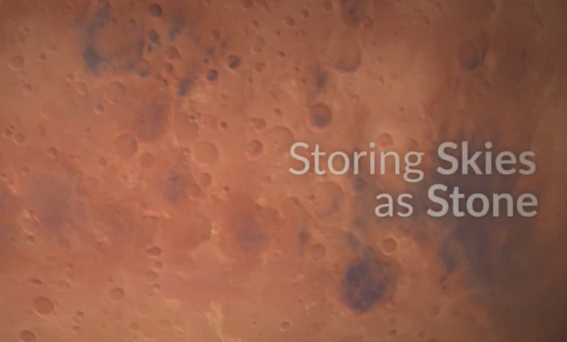 Storing skies as stone: the UoG – SUERC Royal Society London, Summer Exhibition