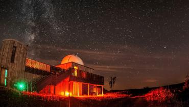 Scottish Dark Sky Observatory – open to all
