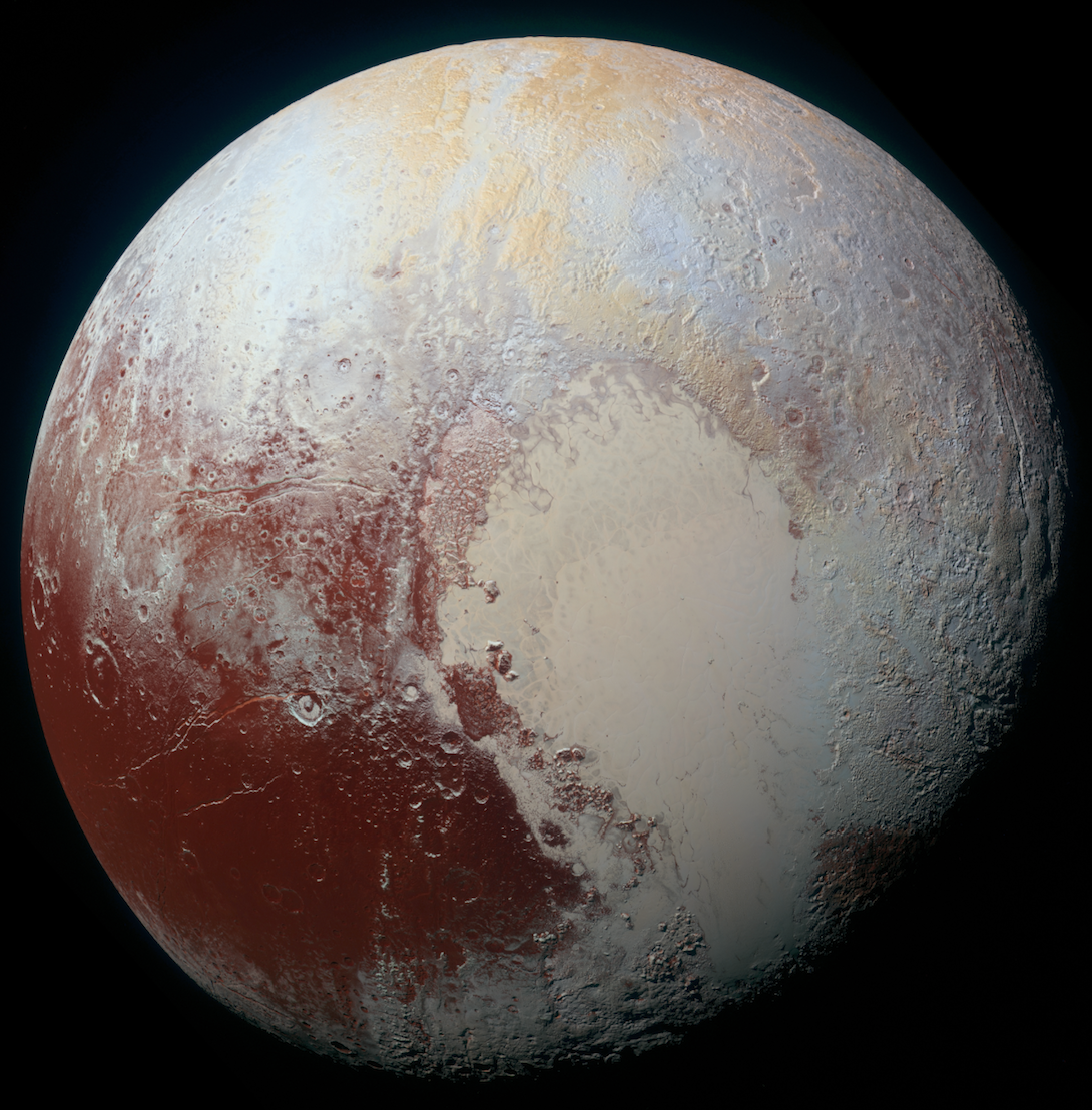 Johns Hopkins University scientist Kirby Runyon wants to make one thing clear: Regardless of what one prestigious scientific organization says to the contrary, Pluto is a planet.